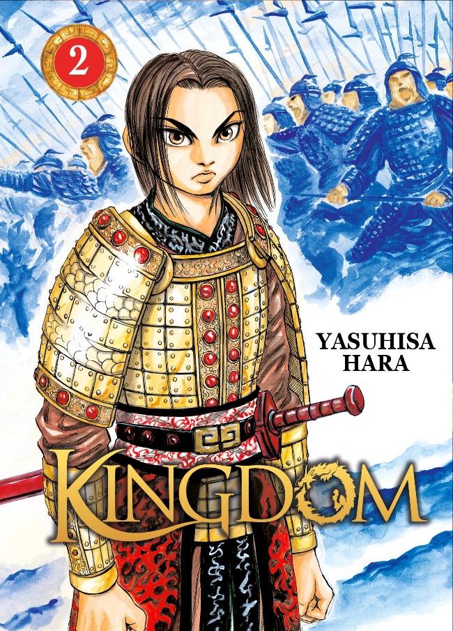 Couverture de Kingdom -2- Tome 2
