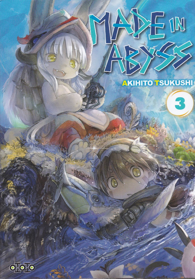 Couverture de Made in Abyss -3- Volume 3
