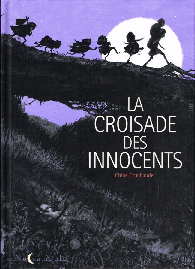 Couverture de La croisade des innocents