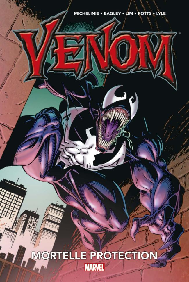 Couverture de Venom - Mortelle Protection - Mortelle Protection