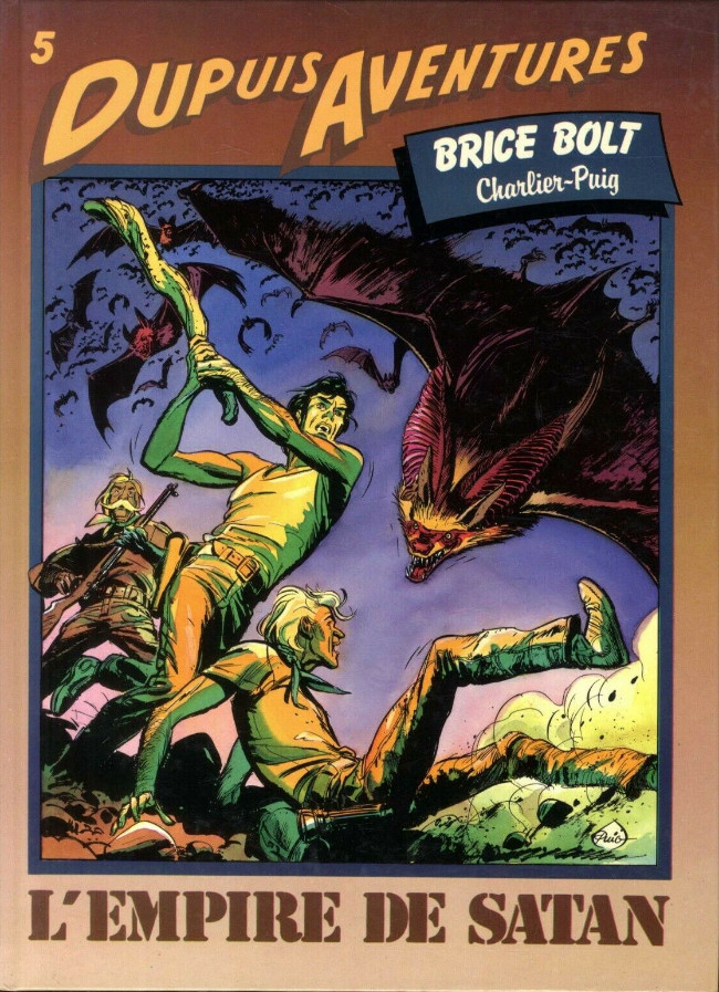 Brice Bolt - les 2 tomes