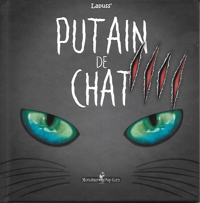 Couverture de Putain de chat -4- Putain de Chat IIII