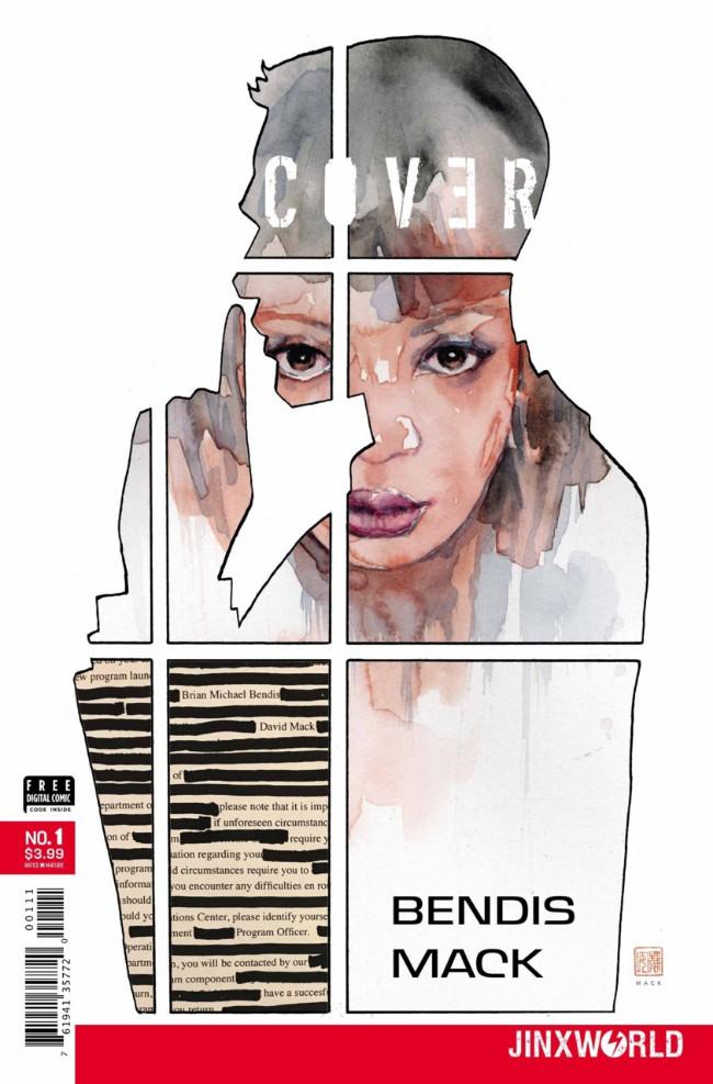 Couverture de Cover (2018) -1- Issue #1