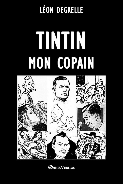 Couverture de Tintin - Divers -a- Tintin, mon copain