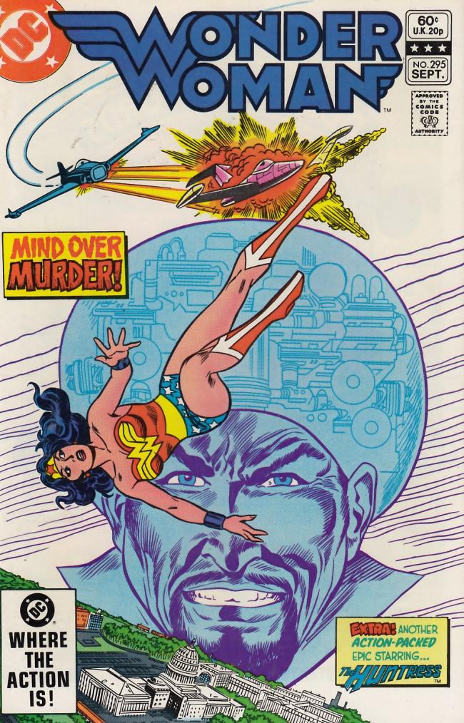 Couverture de Wonder Woman Vol.1 (DC Comics - 1942) -295- Video Mania!