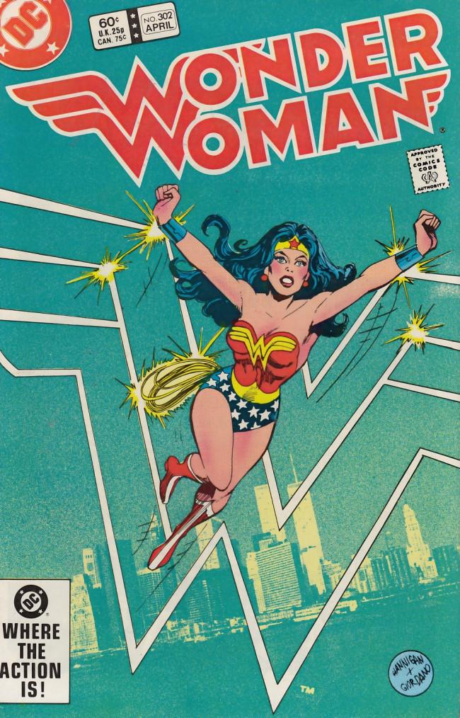 Couverture de Wonder Woman Vol.1 (DC Comics - 1942) -302- Victory!