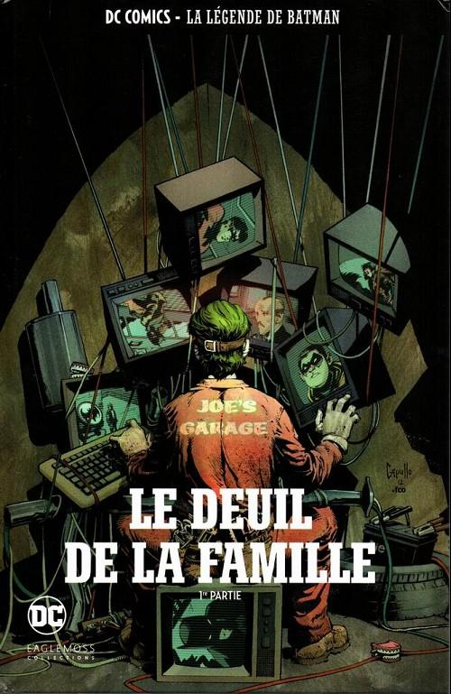 Couverture de DC Comics - La légende de Batman -2764- Le deuil de la famille - 1re partie