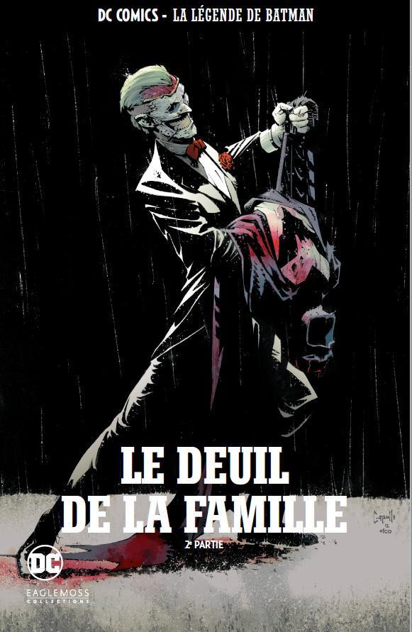 Couverture de DC Comics - La légende de Batman -2865- Le deuil de la famille 2e partie