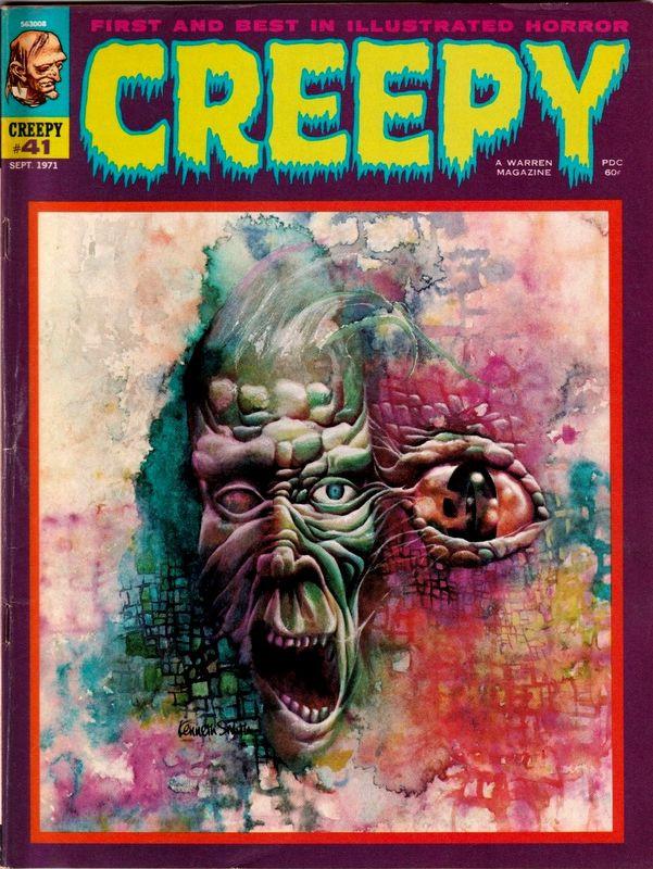Couverture de Creepy (1964) -41- (sans titre)