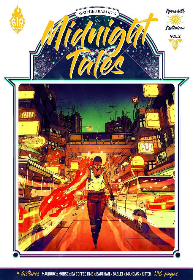Couverture de Midnight Tales -2- Vol. 2