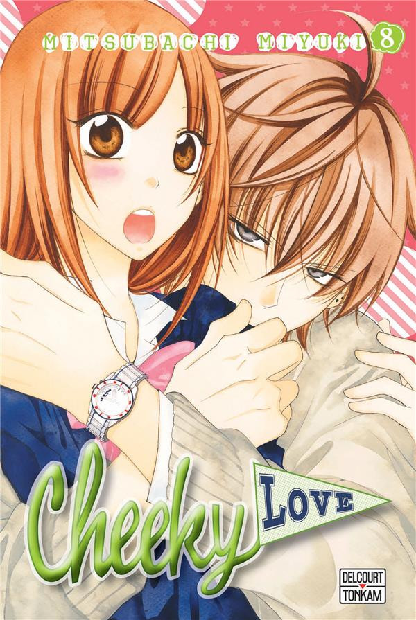 Couverture de Cheeky love -8- Tome 8