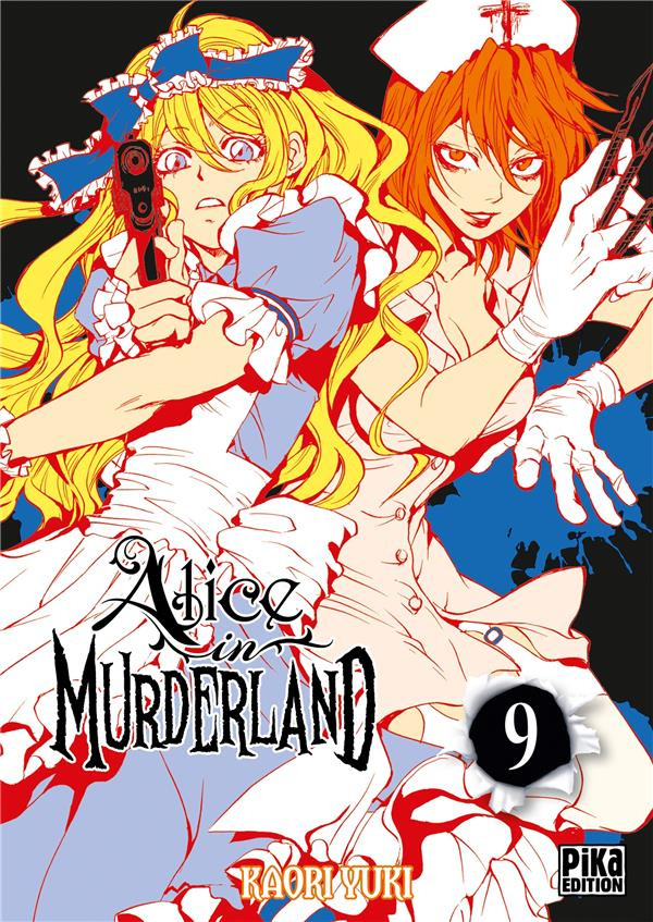 Couverture de Alice in murderland -9- Tome 9