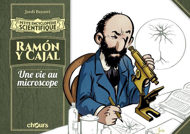 Couverture de Petite encyclopédie scientifique - Ramon y Cajal
