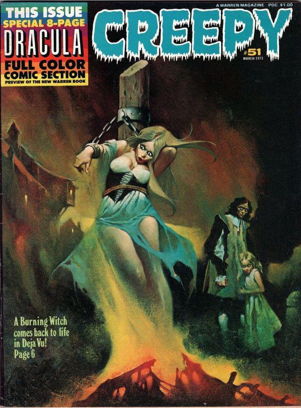 Couverture de Creepy (1964) -51- (sans titre)