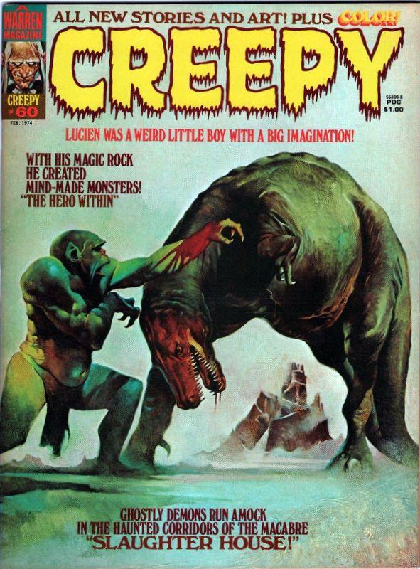 Couverture de Creepy (1964) -60- (sans titre)