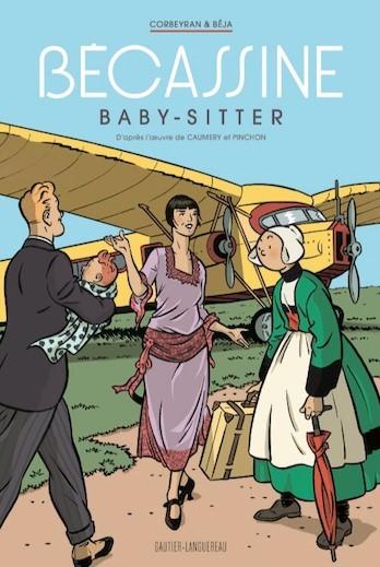 Couverture de Bécassine -32- Bécassine baby-sitter