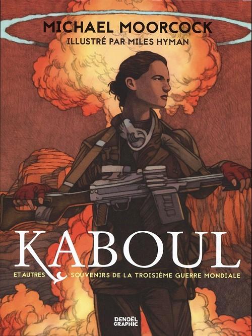 Couverture de (AUT) Hyman - Kaboul et autres souvenirs de la troisième guerre mondiale