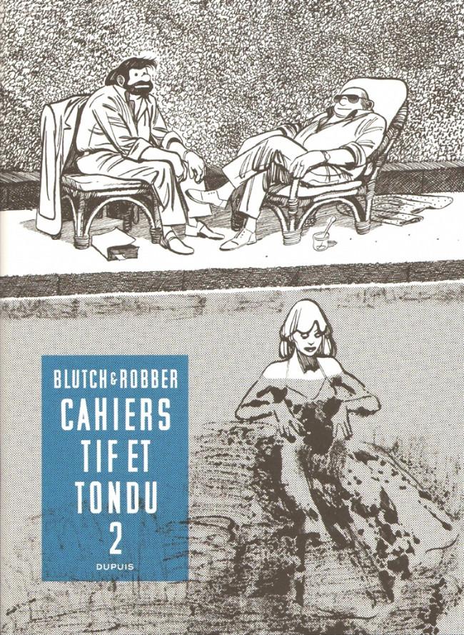 Couverture de Tif et Tondu -Cah02- Cahiers Tif et Tondu 2