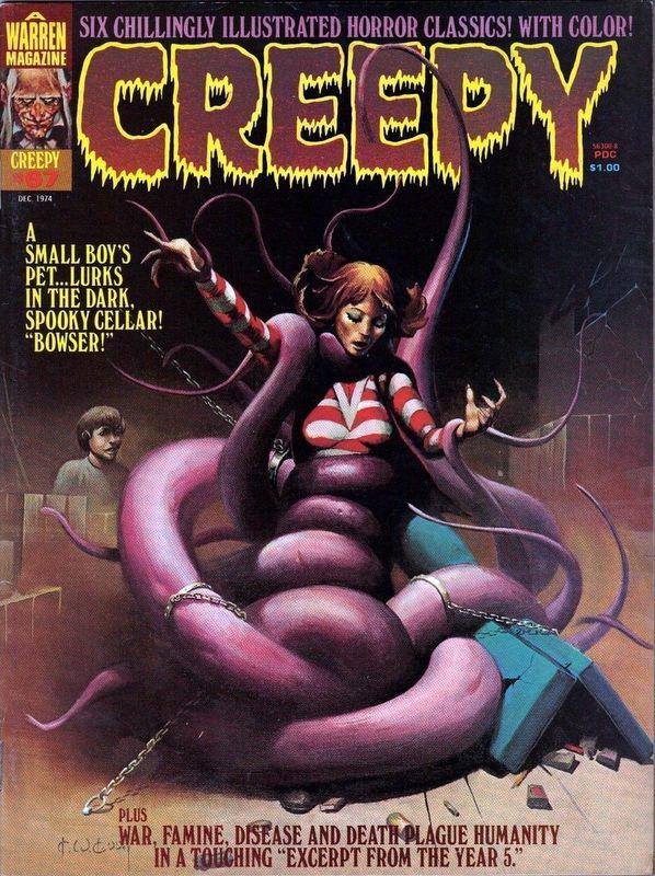 Couverture de Creepy (1964) -67- (sans titre)