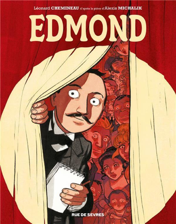Couverture de Edmond (Chemineau) - Edmond