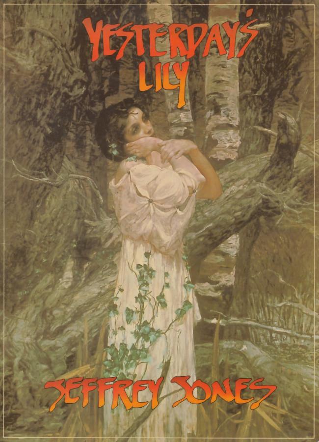 Couverture de (AUT) Jones, Jeff -1981- Yesterday's Lily