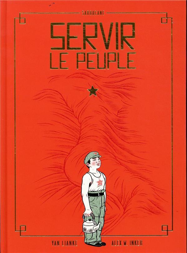 Couverture de Servir le peuple