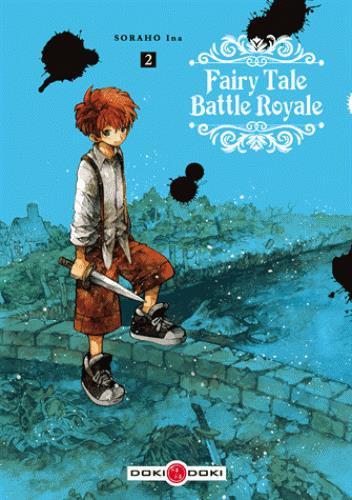 Couverture de Fairy Tale Battle Royale -2- Tome 2