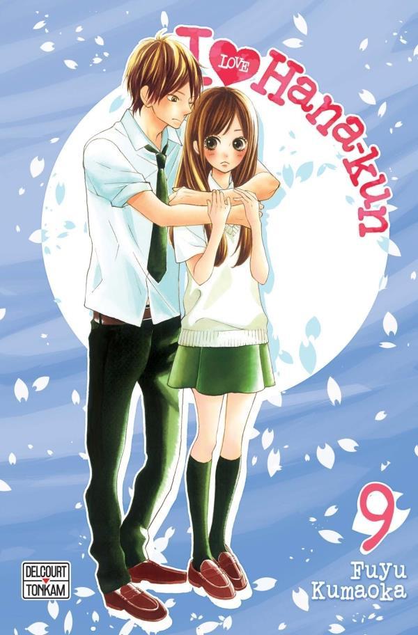 Couverture de I Love Hana-Kun -9- Tome 9