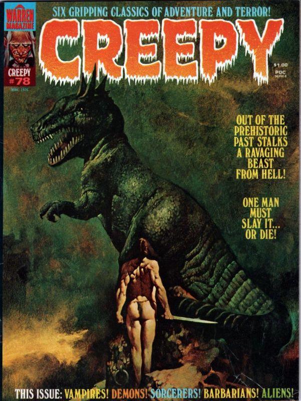 Couverture de Creepy (1964) -78- (sans titre)