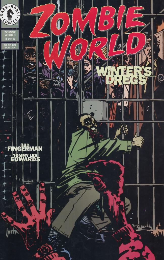 Couverture de ZombieWorld: Winter's Dregs (1998) -3- ZombieWorld: Winter's Dregs #3