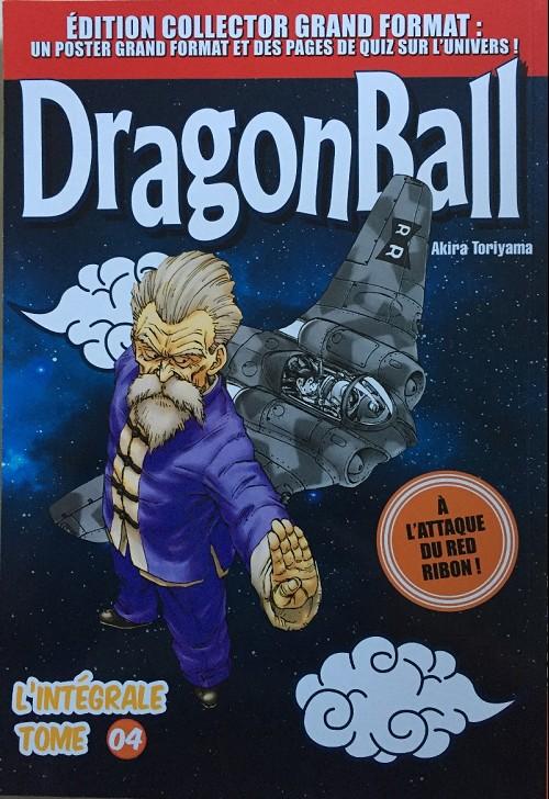 Couverture de Dragon Ball - La Collection (Hachette) -4- Tome 4