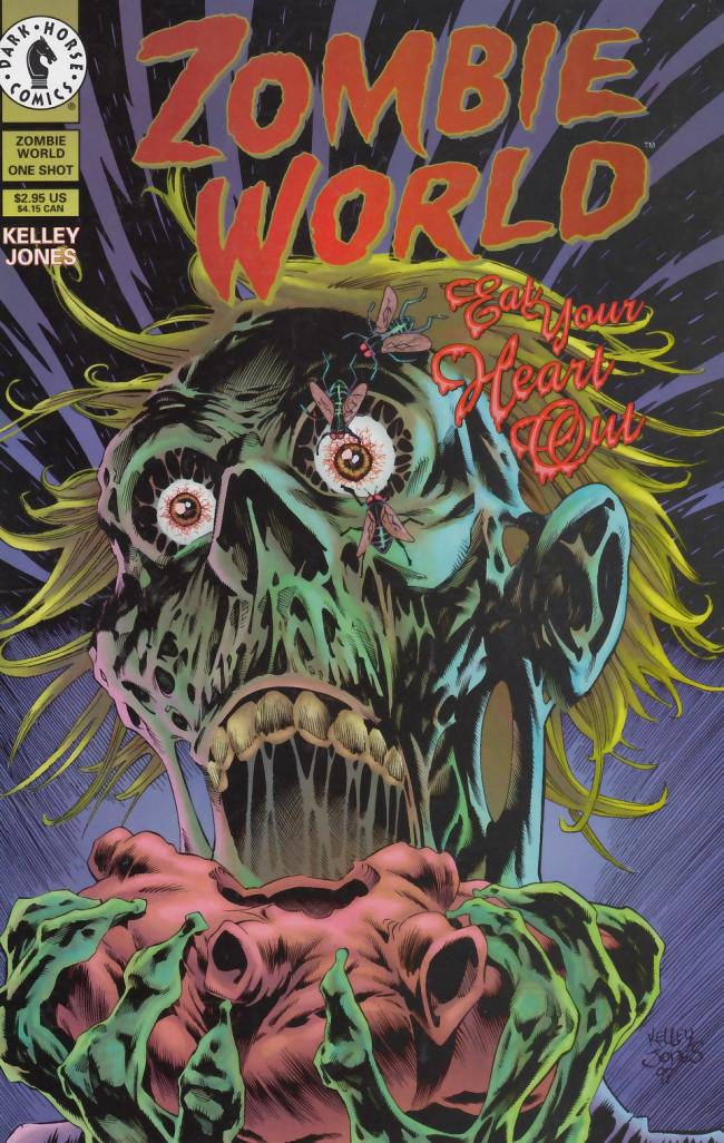 Couverture de ZombieWorld: Eat Your Heart Out (1998) - ZombieWorld: Eat Your Heart Out