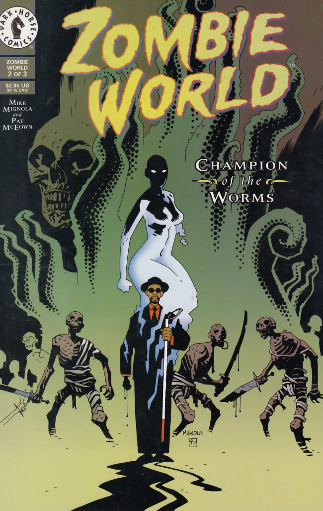 Couverture de ZombieWorld: Champion of the Worms (1997) -2- ZombieWorld: Champion of the Worms #2