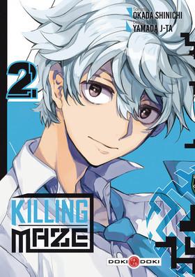 Couverture de Killing Maze -2- Tome 2