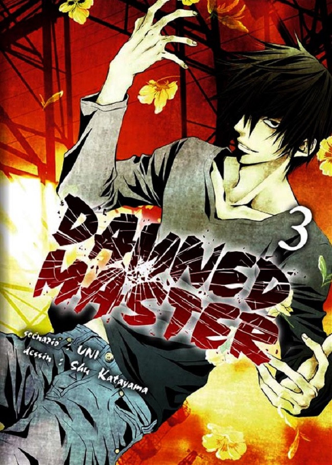 Couverture de Damned Master -3- Tome 3