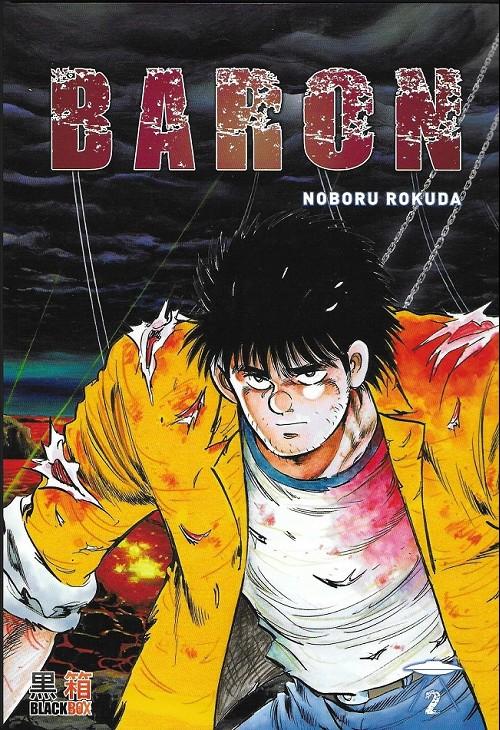 Couverture de Baron (Noboru) -2- Tome 2
