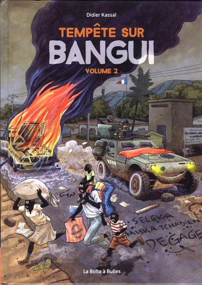 Tempête Sur Bangui - 02 Tomes