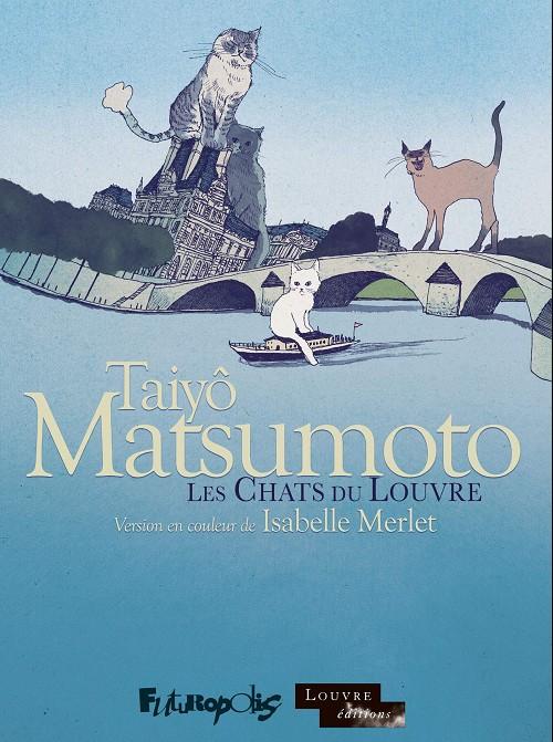Les chats du Louvre - L'intégrale