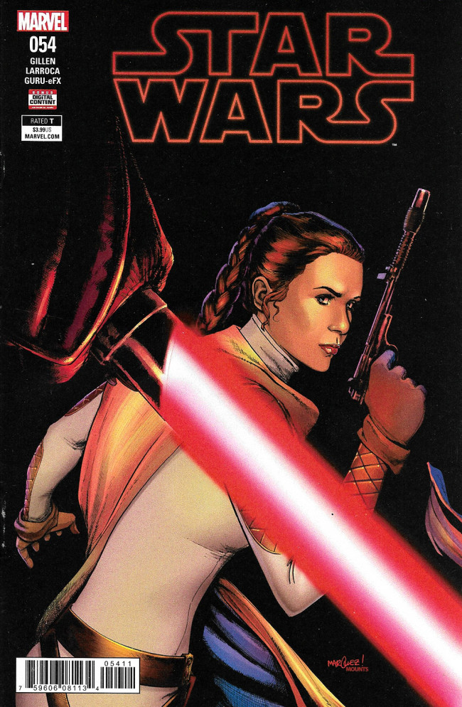 Couverture de Star Wars Vol.2 (Marvel comics - 2015) -54- Hope Dies Part V