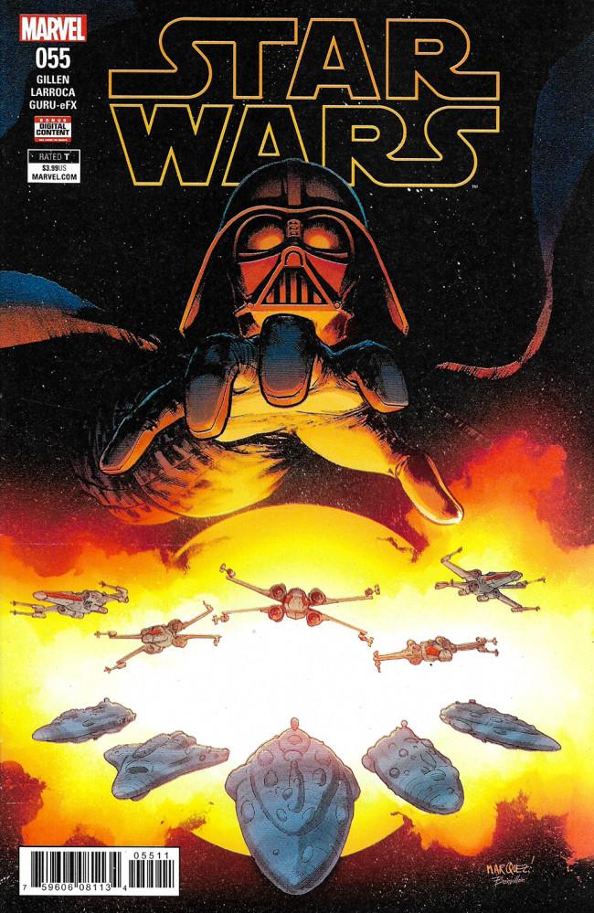 Couverture de Star Wars Vol.2 (Marvel comics - 2015) -55- Hope Dies Part VI