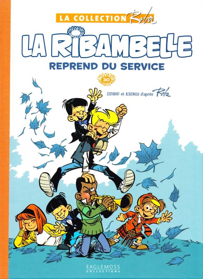 Couverture de Boule et Bill -15- (Collection Eaglemoss) -3041- La Ribambelle reprend du service