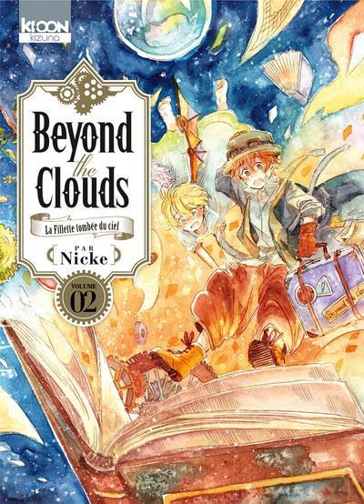 Couverture de Beyond the Clouds - La Fillette tombée du ciel -2- Tome 2