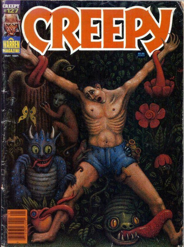 Couverture de Creepy (1964) -127- (sans titre)