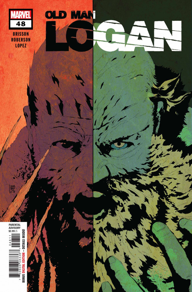 Couverture de Old Man Logan (2016) -48- King of Nothing: Part One
