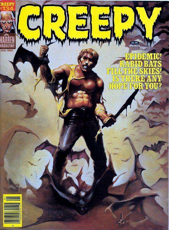 Couverture de Creepy (1964) -134- (sans titre)