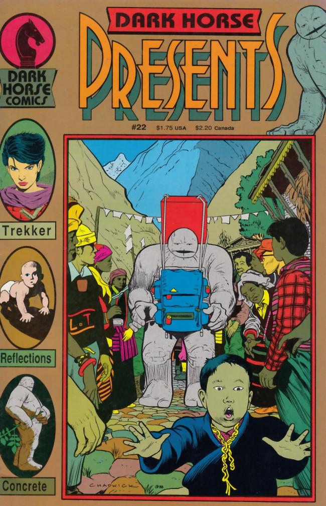 Couverture de Dark Horse Presents (1986) -22- Dark Horse Presents #22