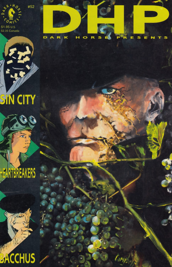 Couverture de Dark Horse Presents (1986) -52- Dark Horse Presents #52