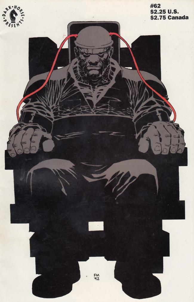 Couverture de Dark Horse Presents (1986) -62- Dark Horse Presents #62