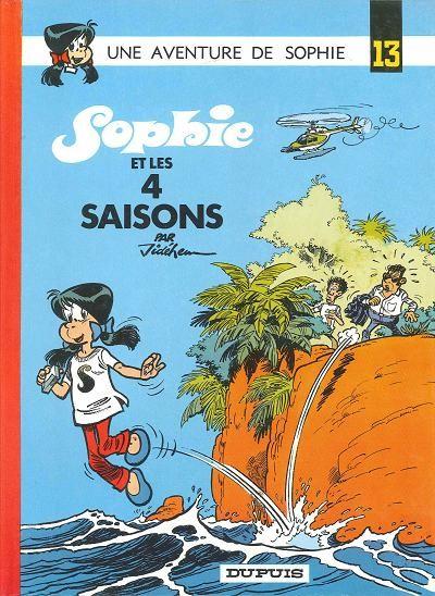 Couverture de Sophie (Jidéhem) -13- Les quatre saisons