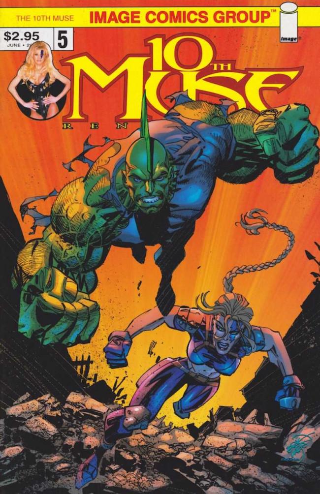 Couverture de 10th Muse (2000) -5- #5